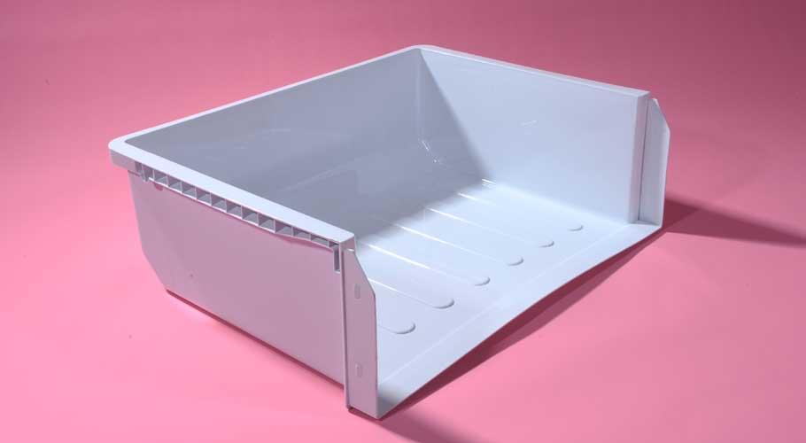 冰箱乳白盒塑胶模具