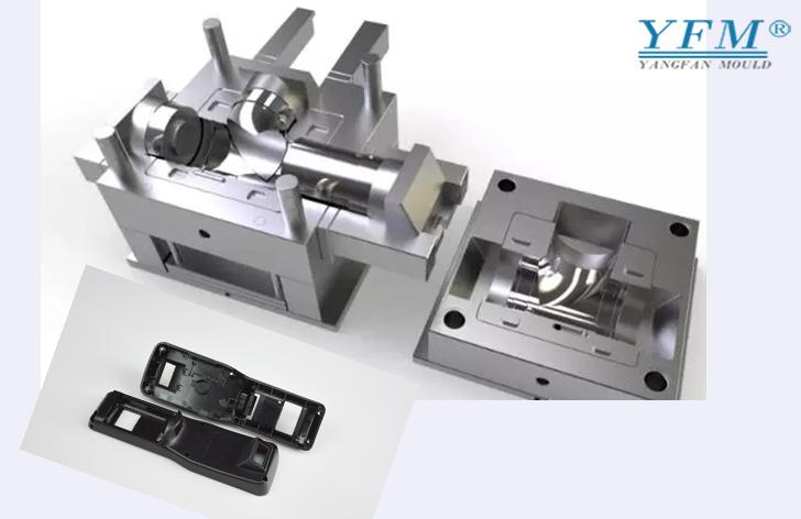 注塑模具从设计到生产成品,扬帆模具深度分析每一步