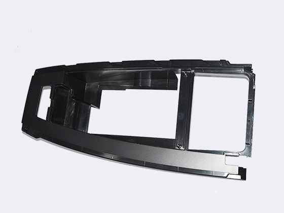 除湿器侧面框塑胶模具
