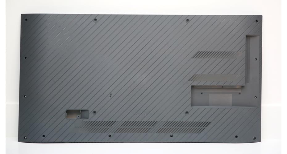 39寸电视大后壳塑胶模具