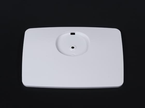 白色底座塑胶模具