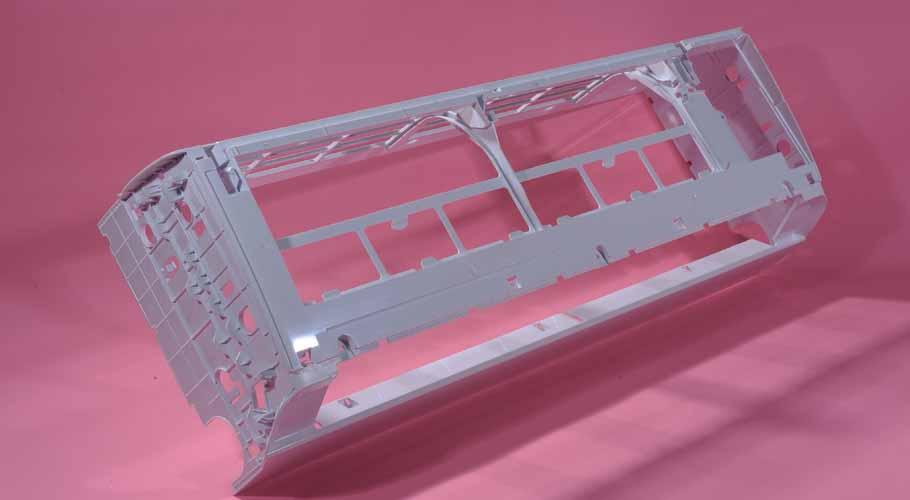 空调内框塑胶模具