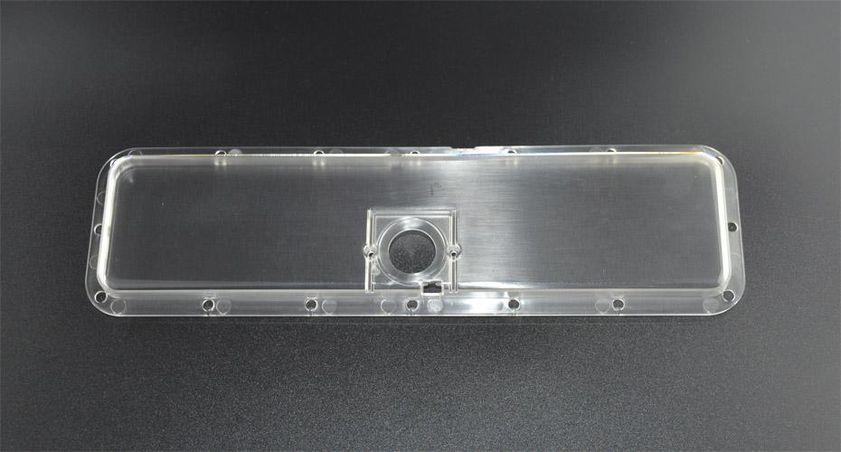 透明灯罩注塑模具