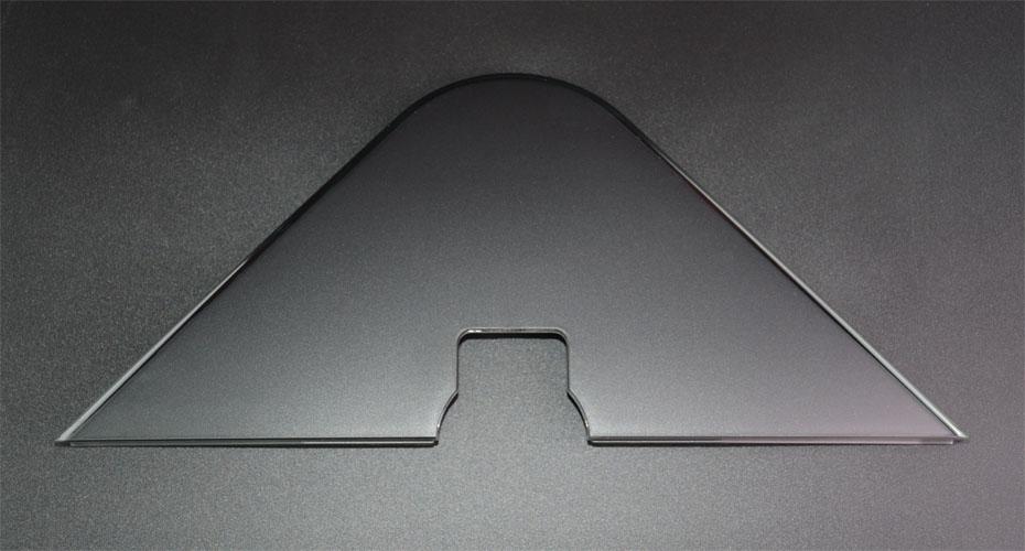 三角盖塑胶模具
