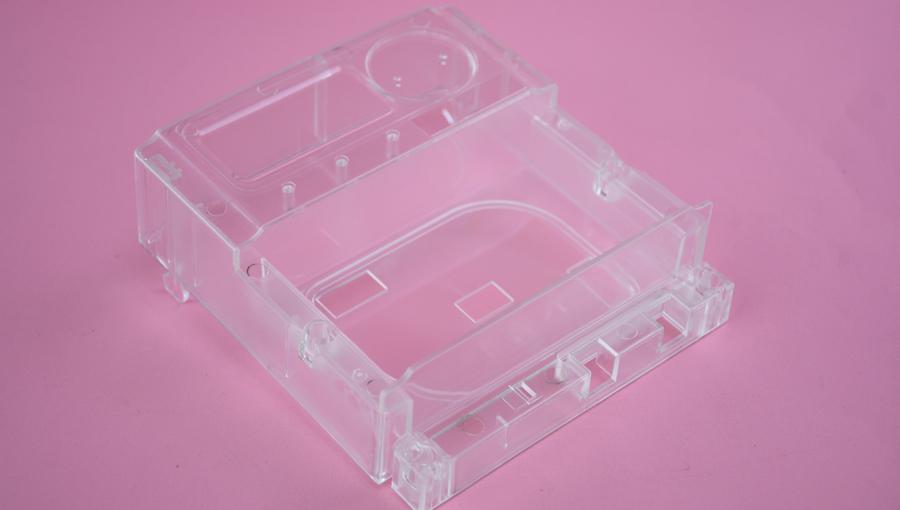 电表盒塑胶模具